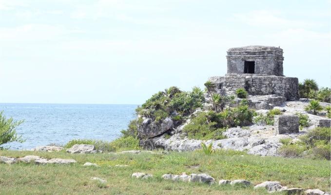 Viajar a la riviera Maya en México